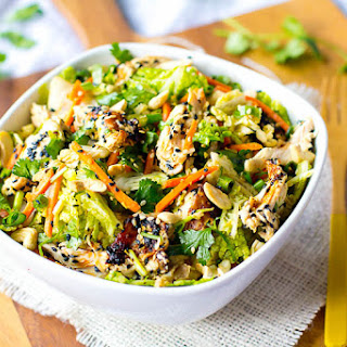 Chinese Chicken Salad Cilantro Recipes