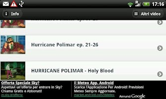 Screenshot of Hurricane Polimar