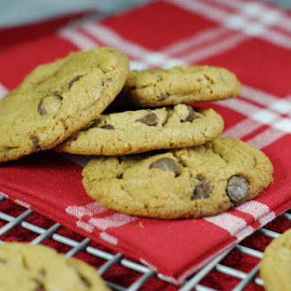 Spiced Browned Butter Chocolate Chip Cookies