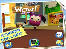 Screenshot of Cupets