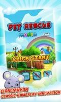Screenshot of Pet Pop Mania