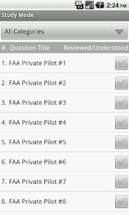 FAA Private Pilot - screenshot