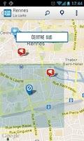 Screenshot of Bons Plans à Rennes