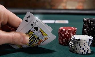 Screenshot of Český Poker