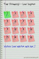Screenshot of Letrix German