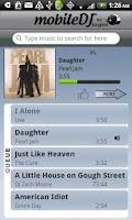 Screenshot of Songbird Remote Pro