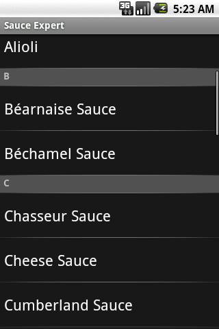 玩免費生活APP|下載Sauce Expert app不用錢|硬是要APP