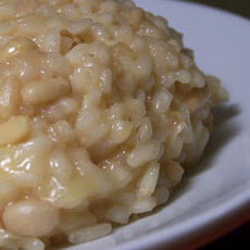 Creamy, Cheesy Risotto