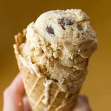 Triple Threat Peanut Butter Cup Ice Cream