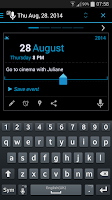 Screenshot of Speak Your Appointment (Trial)