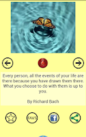 Screenshot of Spiritual Quotes and Pictures