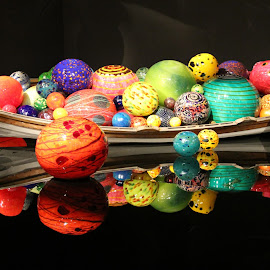 Spherical Reflections by Jody Frankel - Artistic Objects Glass