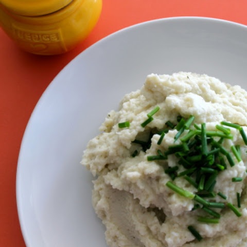 Cauliflower Mock Mashed Potatoes