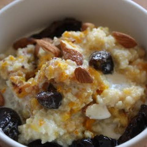 Pumpkin Pie Millet Porridge Recipes — Dishmaps