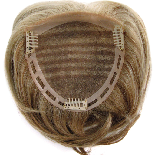 Human hair wiglet