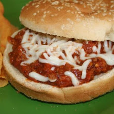 Sloppy Pizza Joes