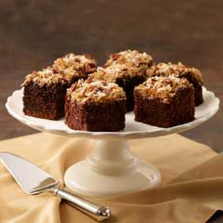 Chocolate Cake With Coconut Topping Recipes