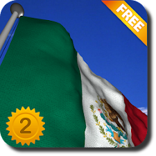 Mexico Flag - LWP