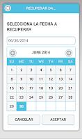 Screenshot of MIA - Mi Agenda Infantil