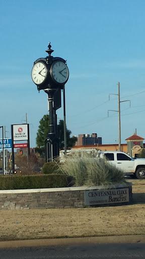 Penn Square Centennial Clock