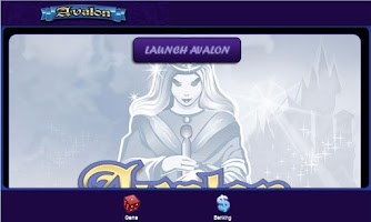 Screenshot of Avalon Slot Machine