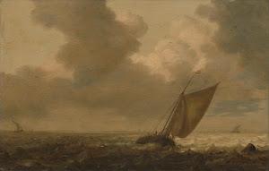 RIJKS: Pieter Mulier (I): painting 1640