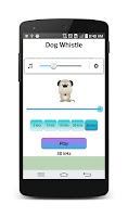 Screenshot of Dog whistle : Free