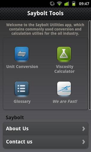 Saybolt Tools