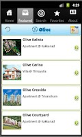 Screenshot of Olive Builders