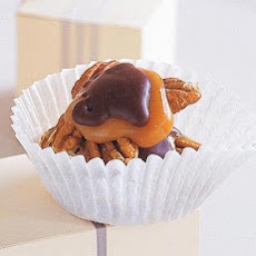 Chocolate-Covered Turtles