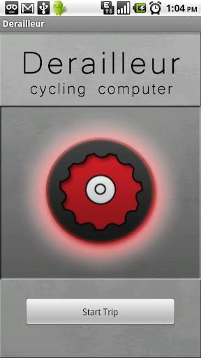 Derailleur Cycling Computer