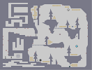 Thumbnail of the map 'The Forest of Secrets Only Known by Those Who Practice N'