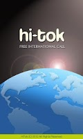 Screenshot of Free Int'l Call - HiTok