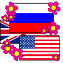 Russian-English Dictionary icon