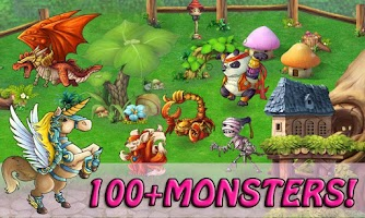 Screenshot of Monster Mania