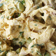 The Secret Ingredient (Curry): Coronation Chicken Salad