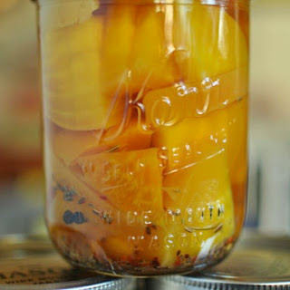 Pickled Golden Beets