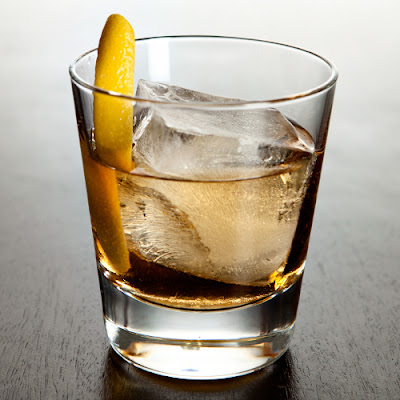 Knob Creek Old Fashioned