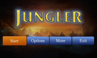 Screenshot of League of Legends Jungler