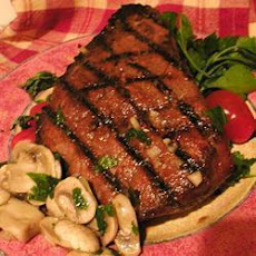 Ale and Brown Sugar Marinated Sirloin Steak