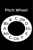 Screenshot of Pitch Wheel