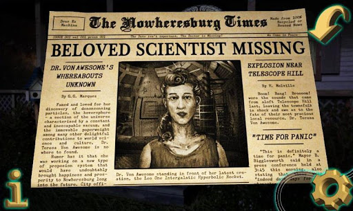 Mystery on Telescope Hill - screenshot