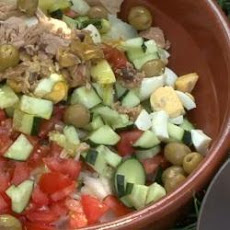 Spanish Country Salad