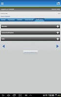 Screenshot of Ceridian SMB Payroll