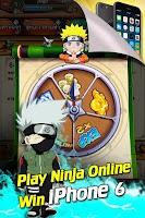 Screenshot of Ninja Online: การ์ตูน นารูโตะ