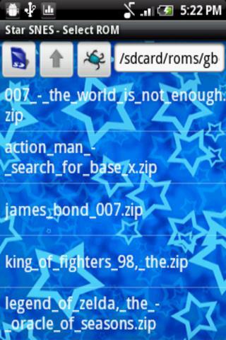 Star SNES Emulator