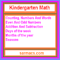 Kindergarten Math icon