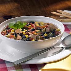 Johnsonville® Cajun Style Chicken Sausage Soup