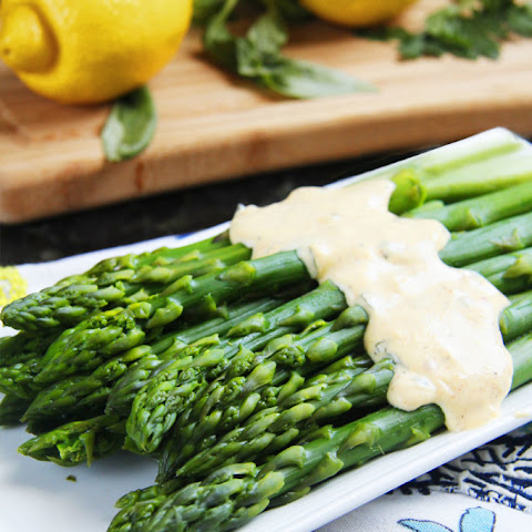 Guilt Free Greek Yogurt Hollandaise sauce