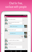 Screenshot of Waplog Chat Dating Meet Friend